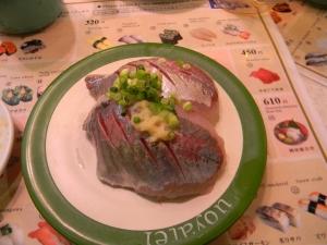 Umm...mackerel?