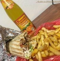 Turkish food in Germany