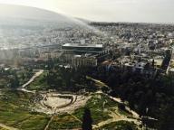 Theatre of Dionysos 342 - 326 BC
